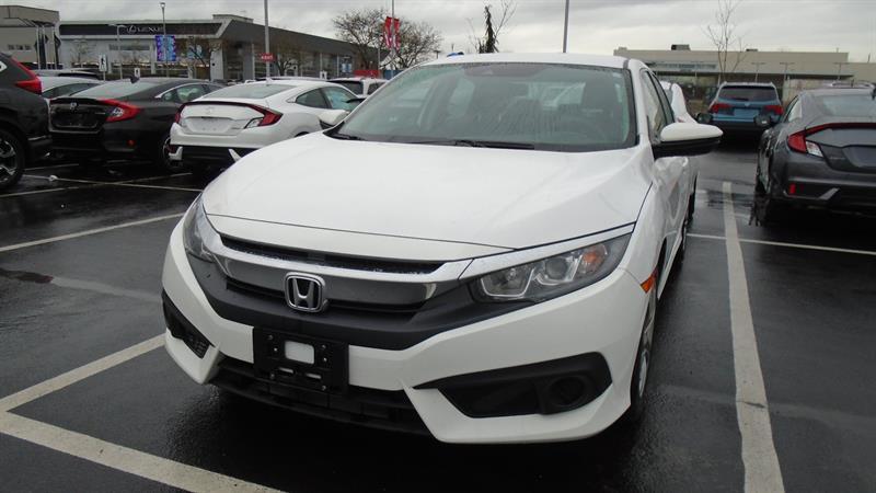 2017 Honda Civic LX-SENSING! Balance Of Factory Warranty! #B12218