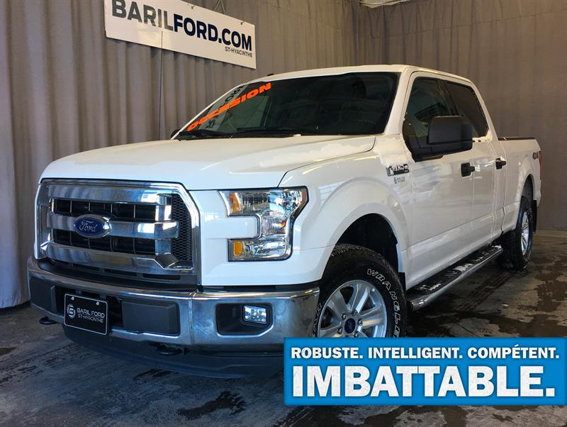 Ford F-150 2015 4WD SuperCrew 157 #c6536