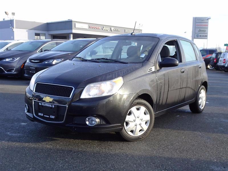 2011 Chevrolet Aveo 5 LT #17R697B