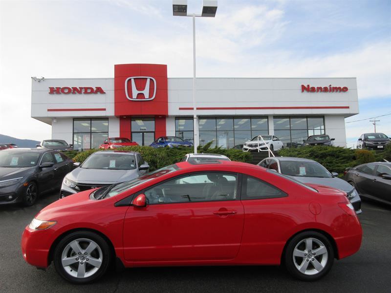 2007 Honda Civic Cpe 2dr AT EX #H3122A