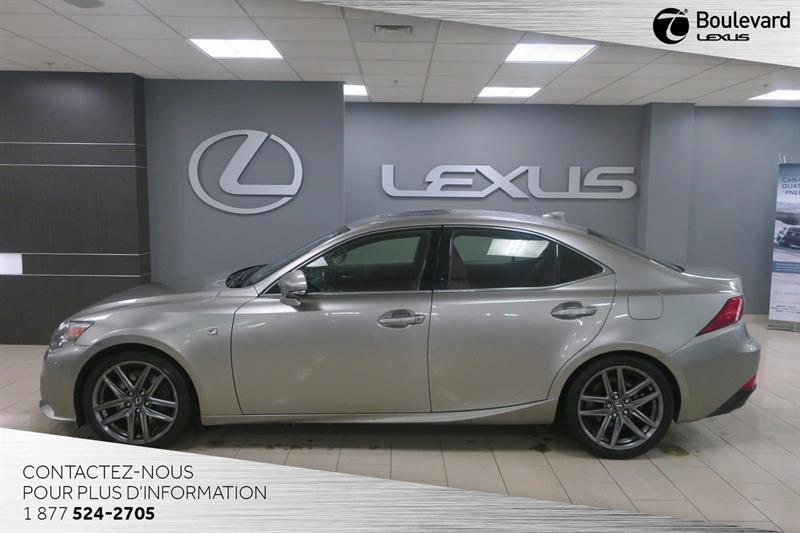 Lexus IS 350 AWD 2014 F SPORT 3 #600712