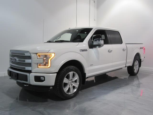 Ford F150 2015 PLATINUM ECOBOOST SKYVIEW #A7464