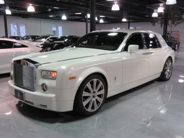 Rolls-Royce Phantom 2004 PHANTOM V12 #A6182
