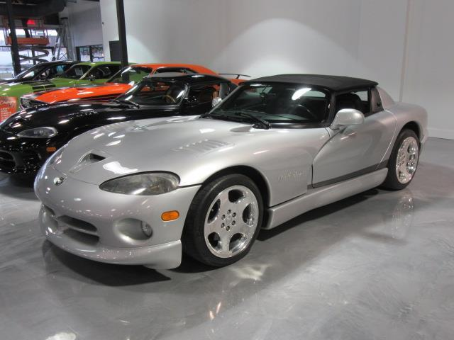 Dodge Viper 1999 RT-10 Convertible #A6371-1