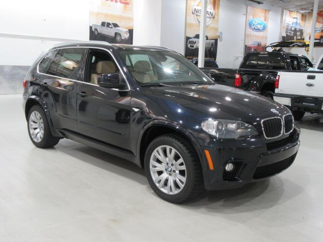 BMW X5 2011 35I M PACK 7 PASS #A6423