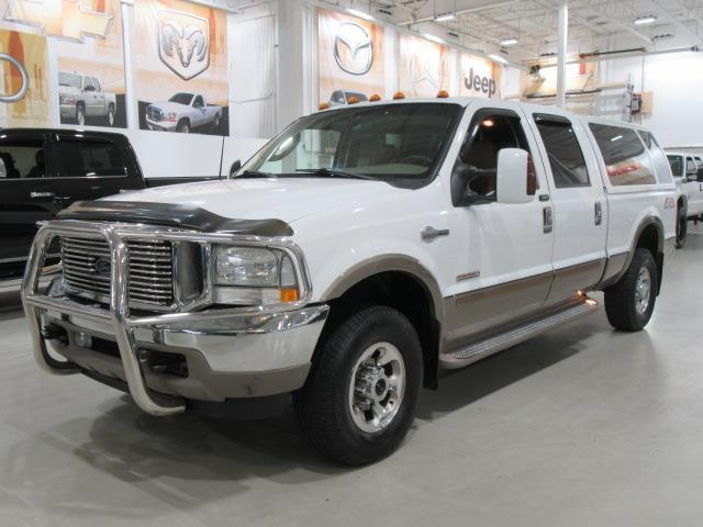 Ford F-250 2003 KING RANCH DIESEL 4X4 #A6438