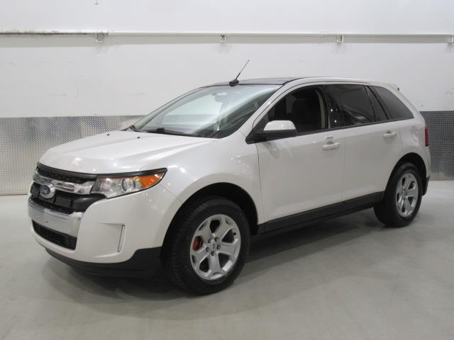 Ford EDGE 2013 SEL AWD CUIR NAVIGATION #A6402-1