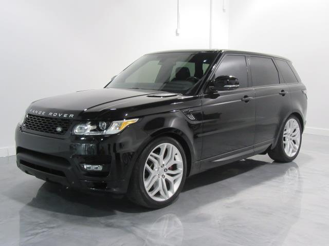 Land Rover Range Rover Sport 2015 AUTOBIOGRAPHY DYNAMIC #AR1051