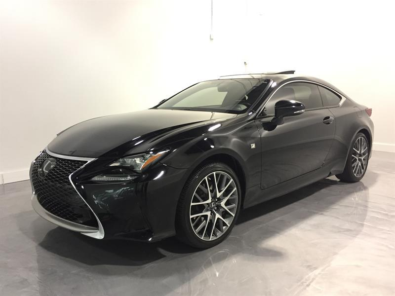 Lexus RC 350 2015 COUPE AWD F SPORT #147855