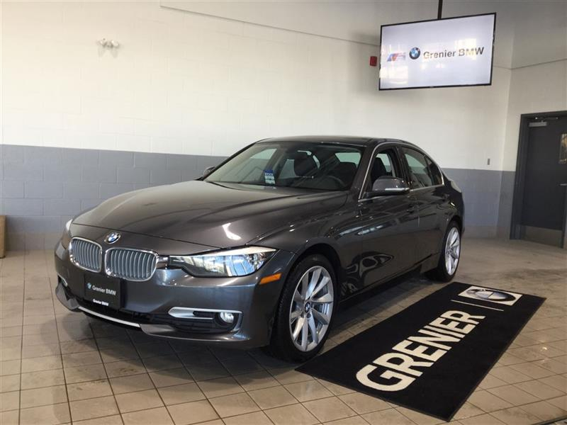 BMW 320I 2014 Modern line+Groupe navigation #B0231