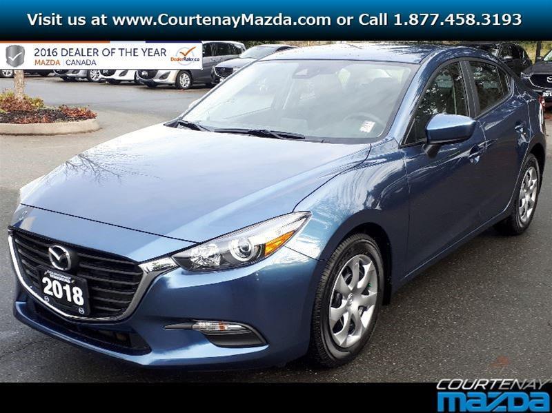 2018 Mazda MAZDA3 GX at #18MZ35827