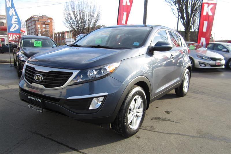 2012 Kia Sportage #SO18-114A