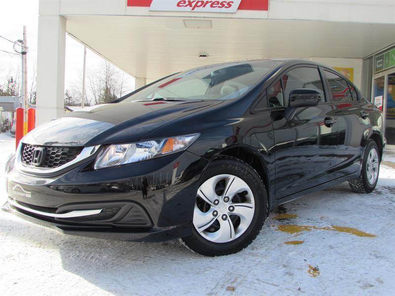 Honda Civic Sedan 2014 4dr Man LX BLUETOOTH  #44314