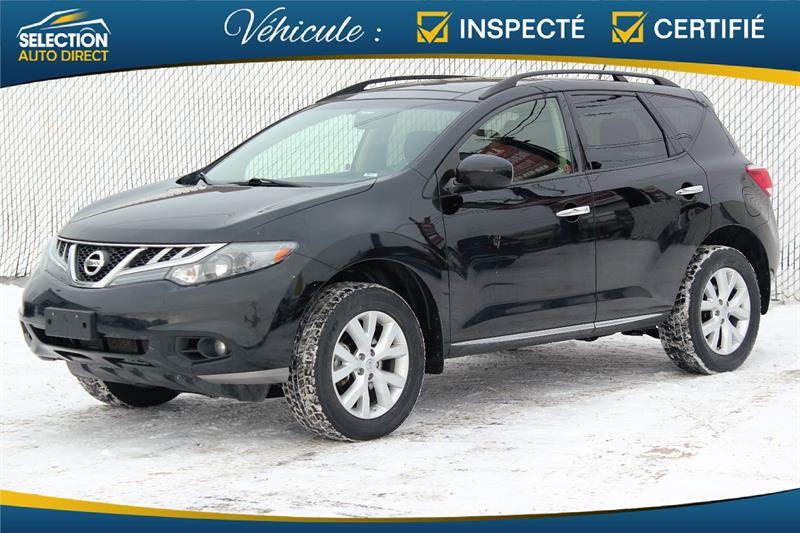 Nissan Murano 2013 AWD 4dr #S321240