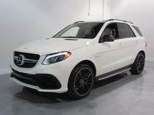 Mercedes-Benz GLE 2016  GLE63 S AMG 4MATIC #SN316