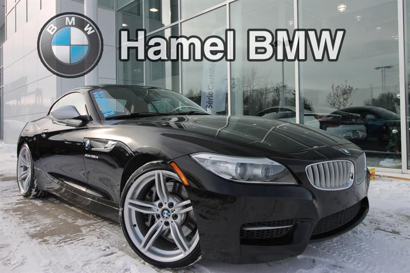 BMW Z4 2014 2dr Roadster 35is 2,9% 84 MOIS #18-256a