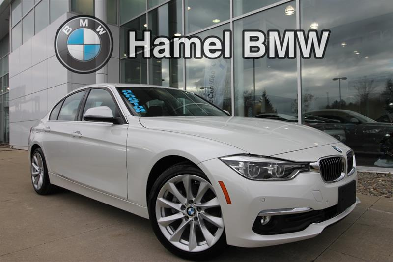 BMW 3 Series 2017 4dr Sdn 320i xDrive AWD #U17-325
