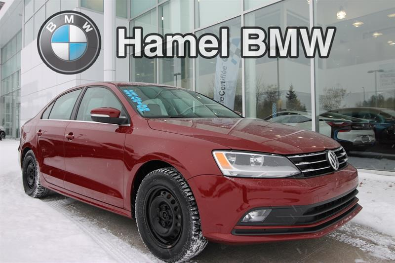 Volkswagen Jetta Sedan 2015 4dr 1.8 TSI Man Highline #17-282A