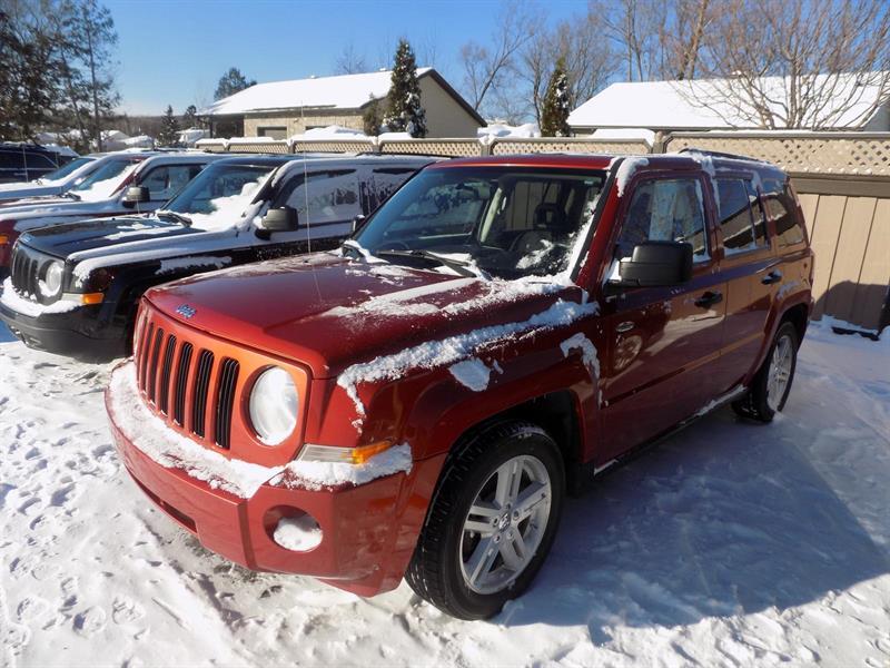 Jeep Patriot 2008 Sport #AD5451