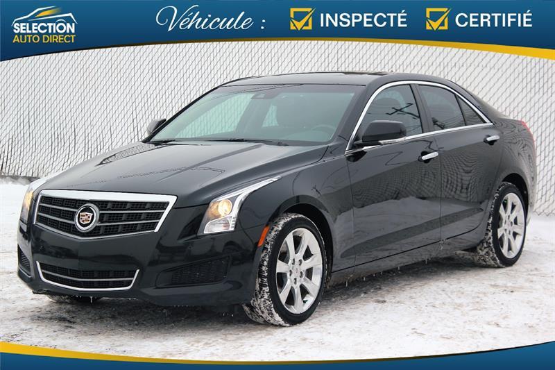 Cadillac ATS 2014 4dr Sdn 2.0L Luxury AWD #S122401
