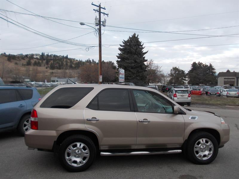 Acura MDX AWD Used For Sale In West Kelowna At Russo Auto Sales - 2002 acura mdx tires