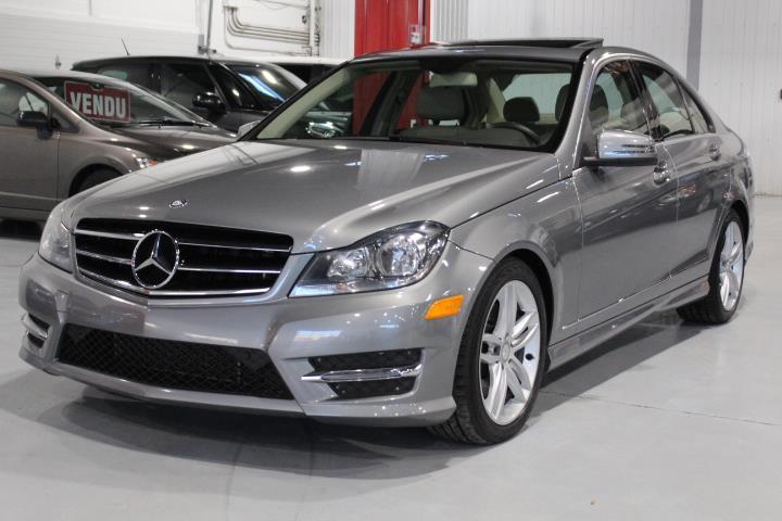 Mercedes-Benz C-Class 2014 C300 4D Sedan 4MATIC #0000000482