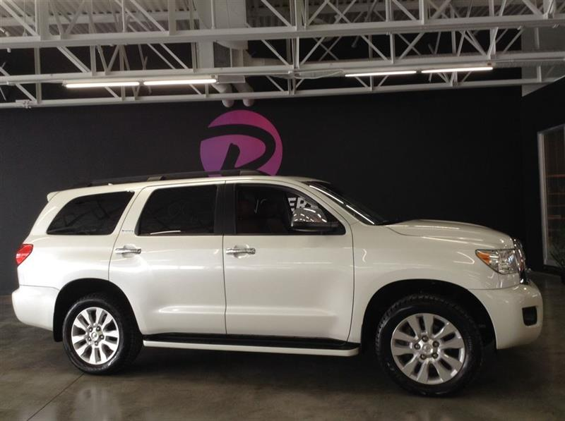 Toyota Sequoia 2015 Like new one owner, dealer maintained #P8800