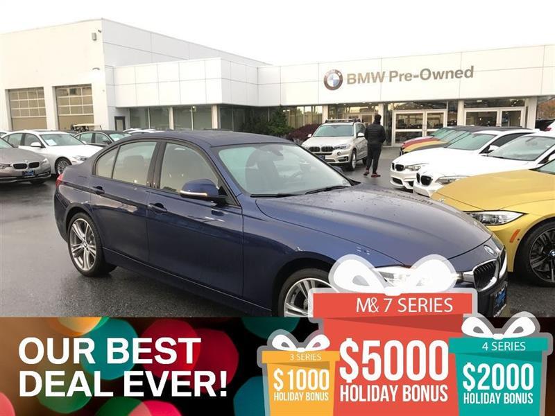 2016 BMW 3-Series 328I xDrive Sedan #BP5589