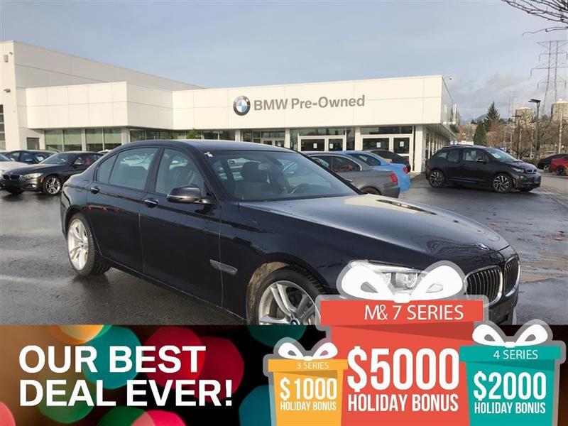 2013 BMW 7 Series 740Li xDrive #BP5404