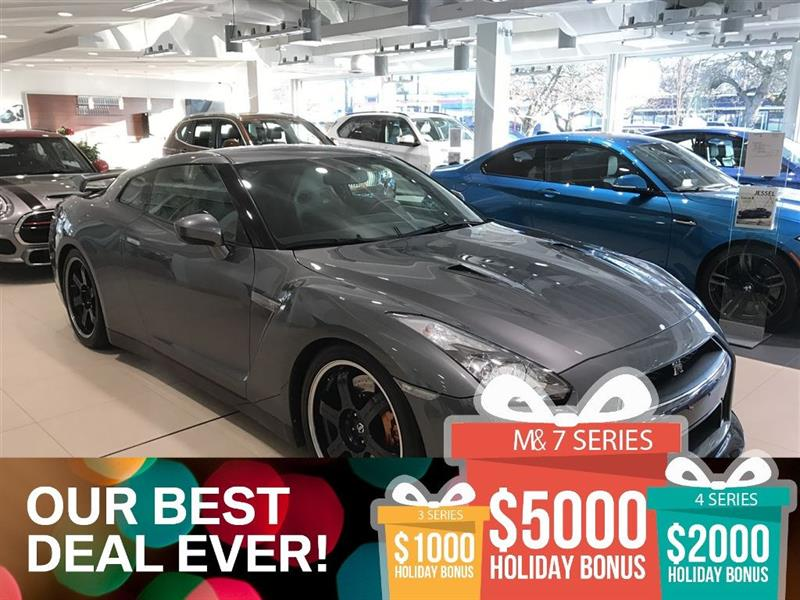 2014 Nissan GT-R Black Edition #BP570610