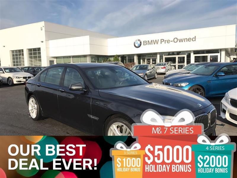2012 BMW 7 Series 750LI xDrive #BP520210