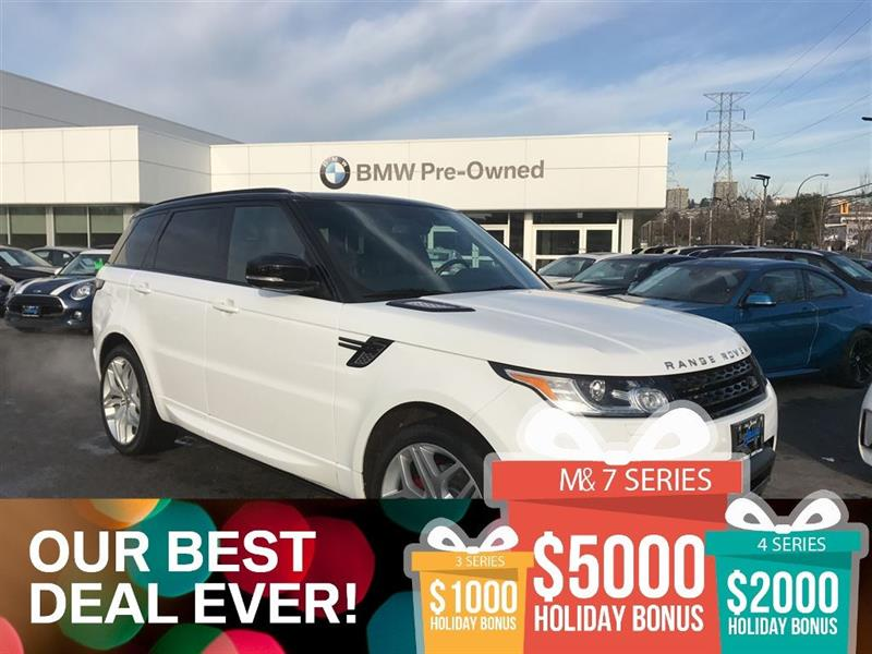 2014 Land Rover Range Rover Sport V8 Supercharged Autobiography Dynamic (2) #BP551710