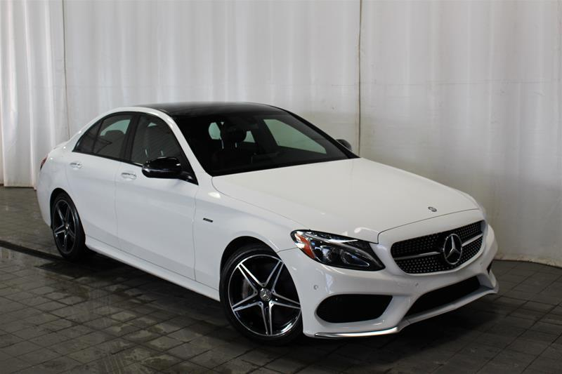 Mercedes-Benz C450 AMG 2016 4MATIC Sedan #U17-490