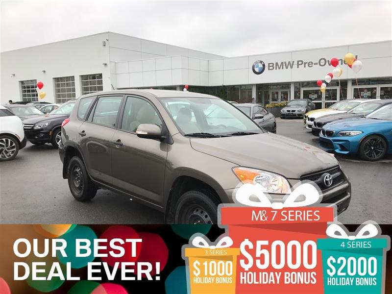 2009 Toyota RAV4 Base 4A #BP567310