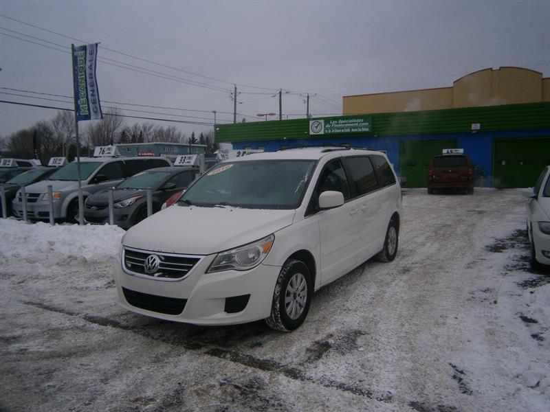 Volkswagen Routan 2010 4dr Wgn Comfortline #F170017-03