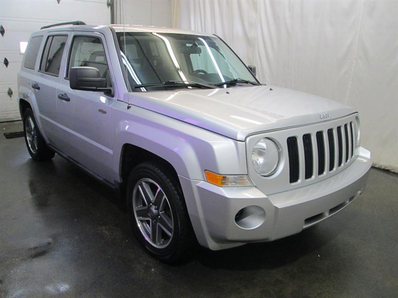 Jeep Patriot 2009 4WD 4dr #7-1208
