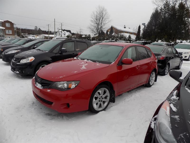 Subaru Impreza 2010 2.5i #AD5560