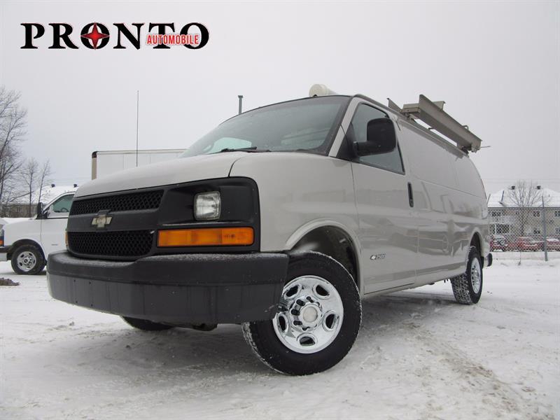 Chevrolet Express Cargo Van 2006 2500 Cargo  #3511