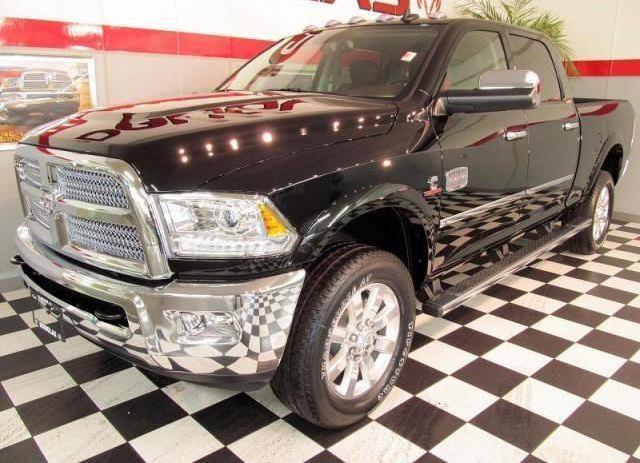 Ram 2500 2014 LONGHORN 4WD DIESEL  #A5355