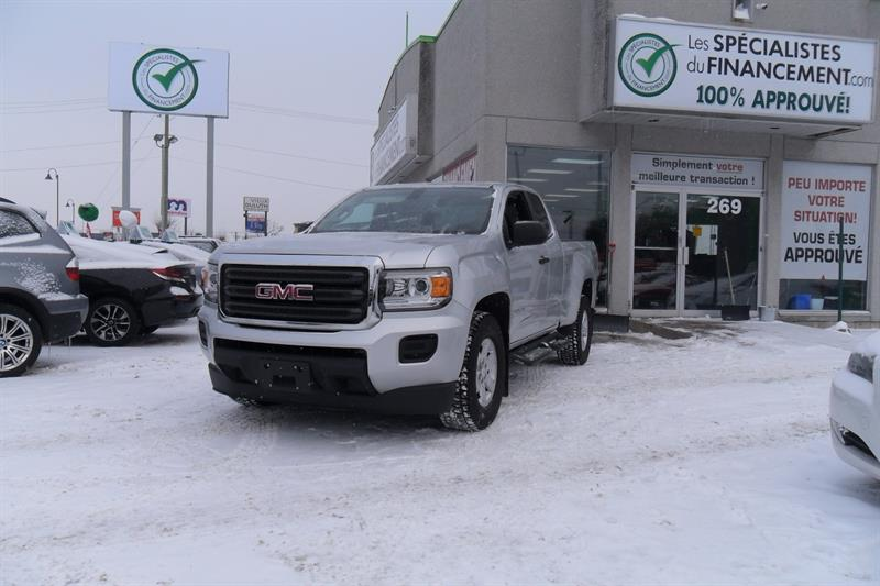GMC Canyon 2016 2WD Ext Cab 128.3 SL #F170108-04