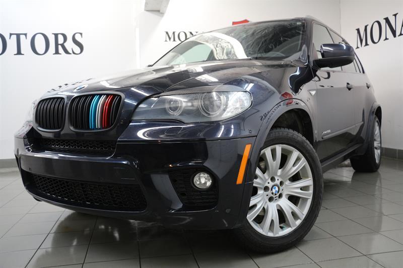 2011 BMW X5 35i XDRIVE M SPORT FUL EQP NAV PREM SPRT ACTIV PCK #8184
