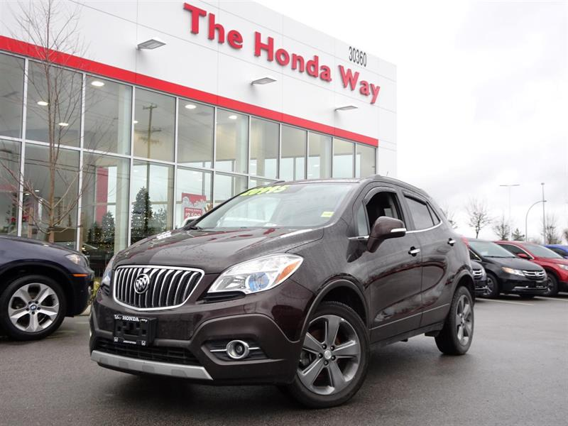 2014 Buick Encore Leather AWD #17-1045A