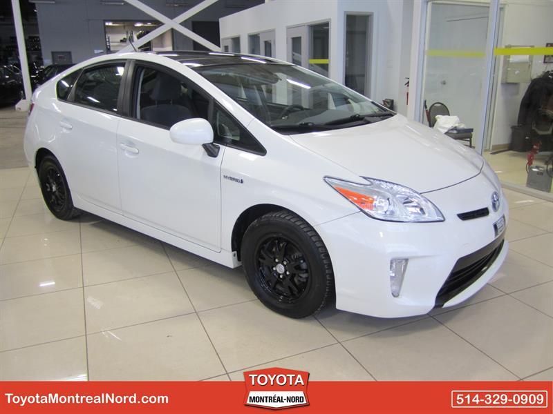 Toyota Prius 2015 Toit + Gps #2981 AT