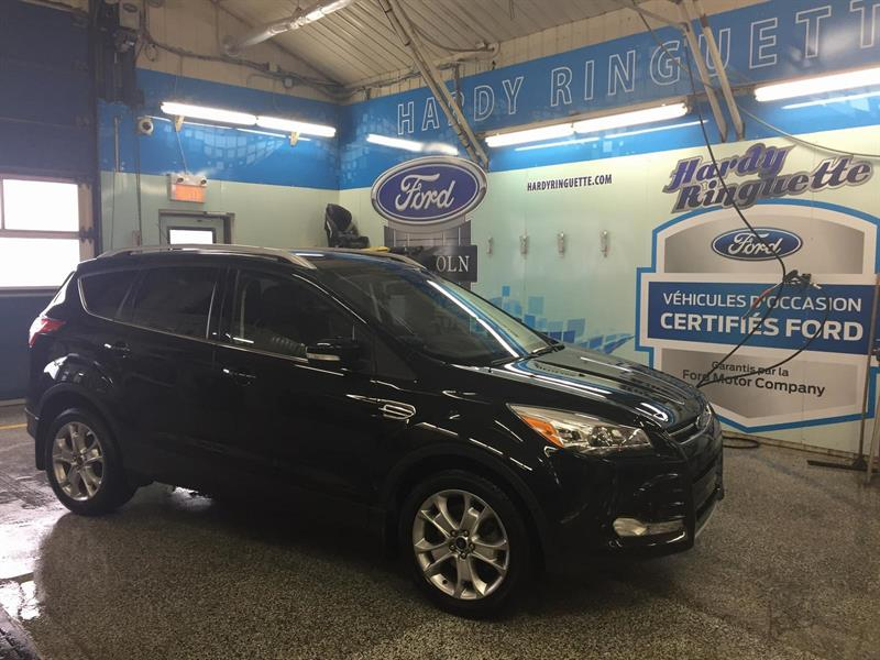 Ford Escape 2015 Titanium #31488A