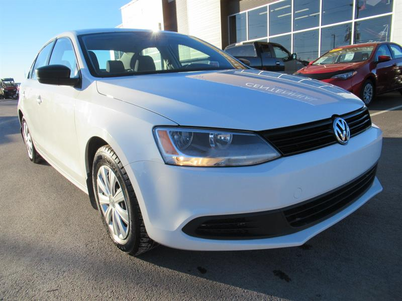 2013 Volkswagen Jetta Sedan 2.0L Comfortline | Heated Seats #U433