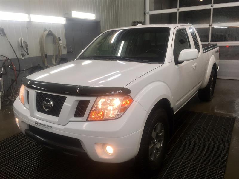 Nissan Frontier 2009 #99034C