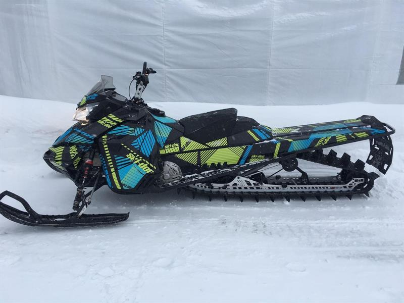 Ski-Doo Summit X 800 ETEC 174 2015