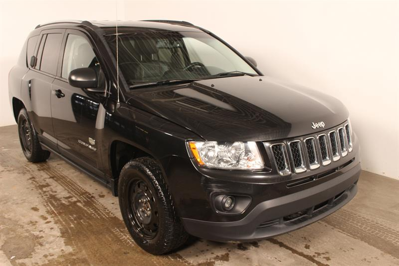 Jeep Compass 2011 LIMITED ** Cuir + Toit ** #71804B