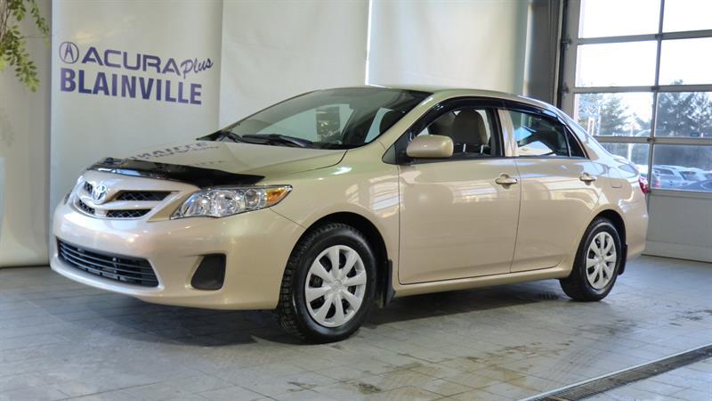 Toyota Corolla 2012 CE #P5323C