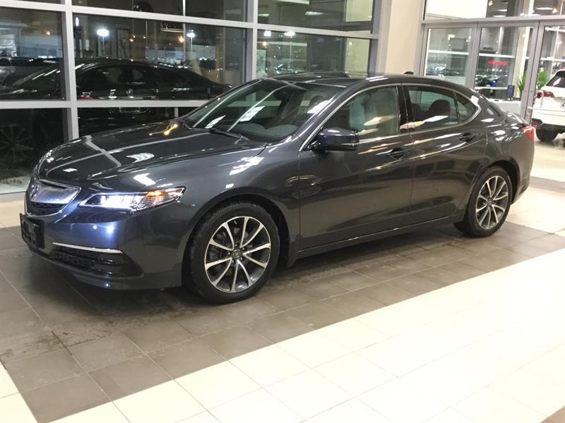 Acura TLX 2015 SH-AWD ** TECH ** GPS #PU5627